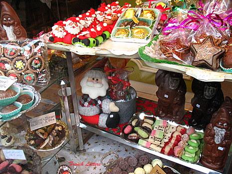 German Christmas Candy